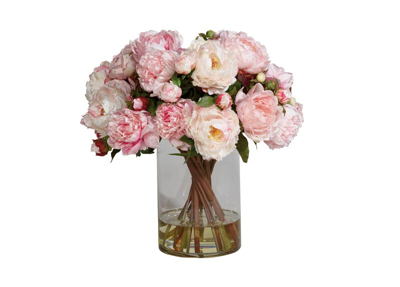 Tall Pink Peony Watergarden ,  , large_gray