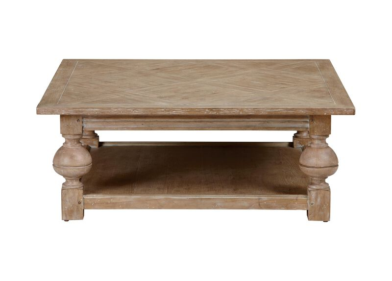 Deacon Square Coffee Table ,  , large_gray