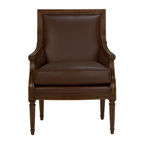 Giselle Leather Chair ,  , large