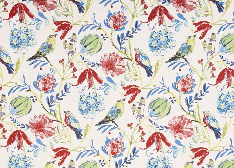Catrine Primary Fabric By the Yard ,  , large_gray