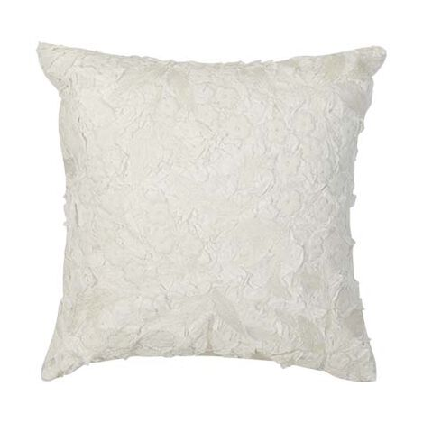 Embellished Floral Pillow ,  , large