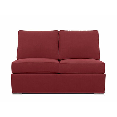 Meeting Place Armless Loveseat ,  , large