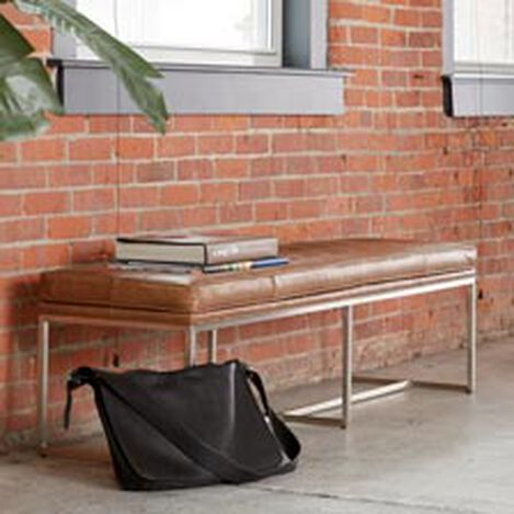 Matteo Leather Benches ,  , hover_image