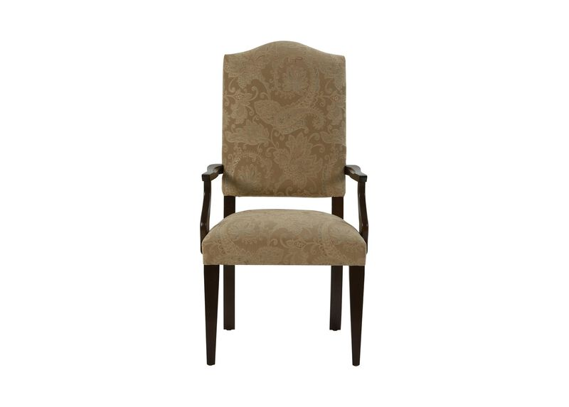 Hadley Tapered-Leg Armchair ,  , large_gray