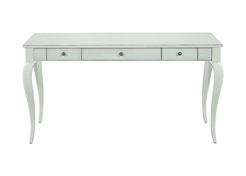 Cabriole Leg Writing Desk ,  , large_gray