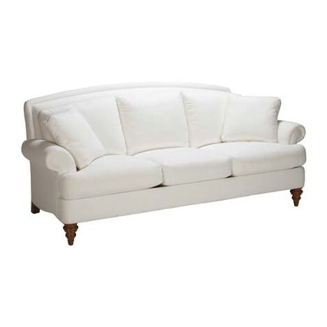 Hyde Three-Cushion Sofa ,  , large
