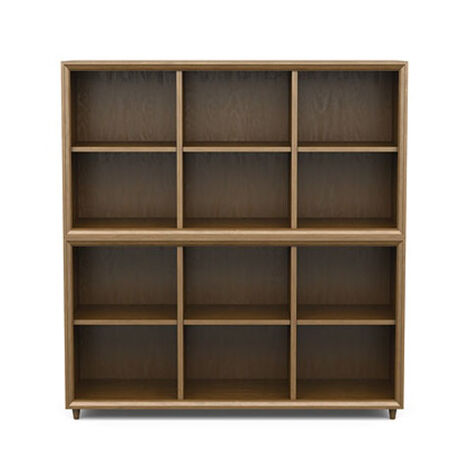 Editor's Triple Stacked Shelves ,  , large