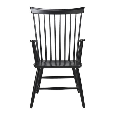 Dining Arm Chairs Black shop arm chairs & host chairs | dining chairs | ethan allen