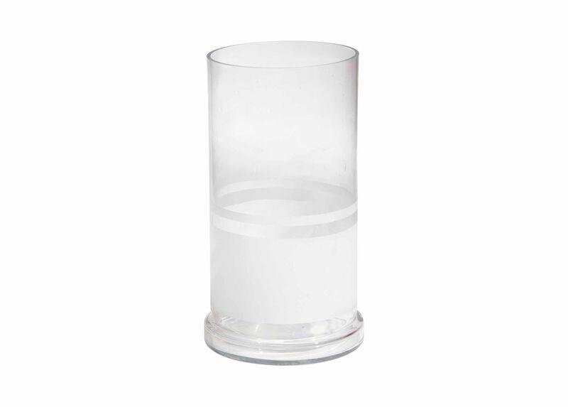 Large Hayden Glass Hurricane ,  , large_gray