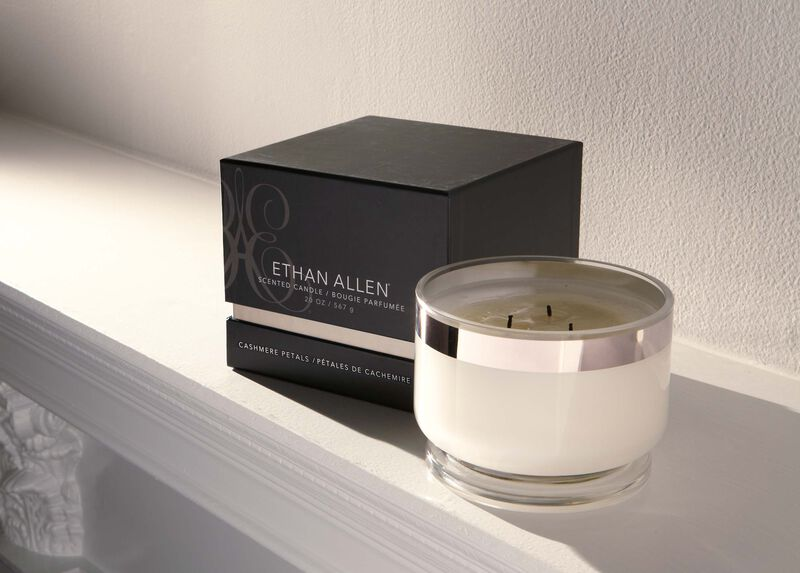 Cashmere Petals Large Candle ,  , large_gray
