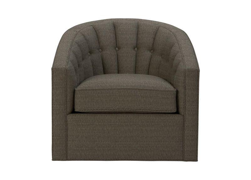 Rondo Swivel Chair ,  , large_gray