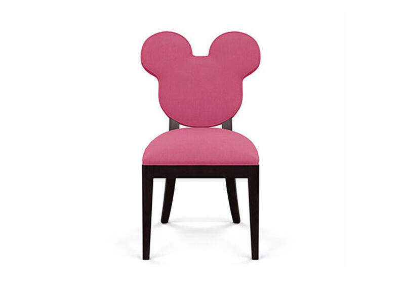 Mickey Mouse Everywhere Chair ,  , large_gray