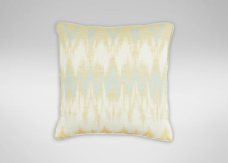 "20"" Pillow, Incito Citron at Ethan Allen in Ormond Beach, FL 