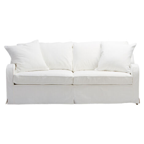 Dylan Slipcovered Sofa ,  , large