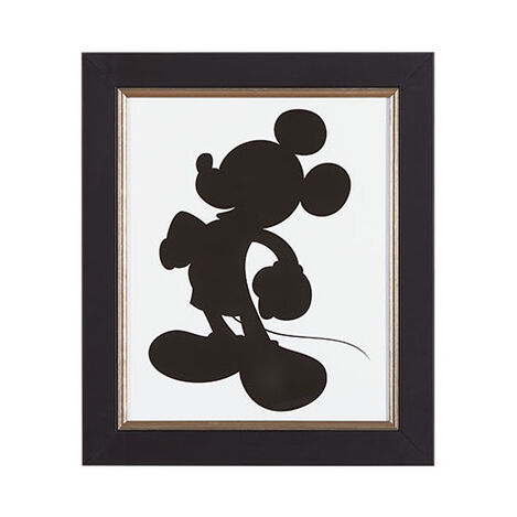 Mickey Mouse Silhouette I ,  , large