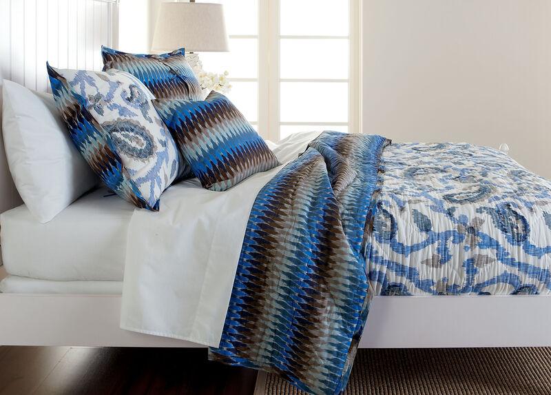 Vasanti Cotton Voile Quilt, Full/Queen at Ethan Allen in Ormond Beach, FL | Tuggl
