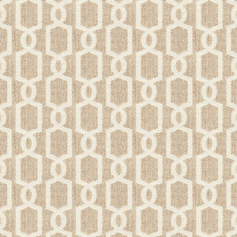 Mod Oatmeal Fabric ,  , large