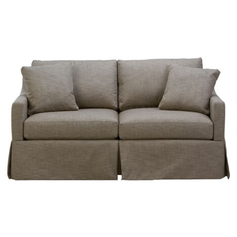 Monterey Skirted Sofa ,  , large