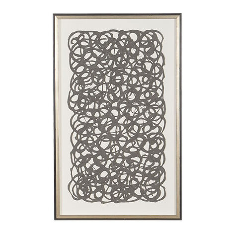 Grey Paper Art ,  , large