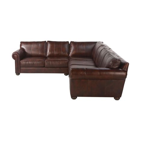Richmond Leather Sectional ,  , large
