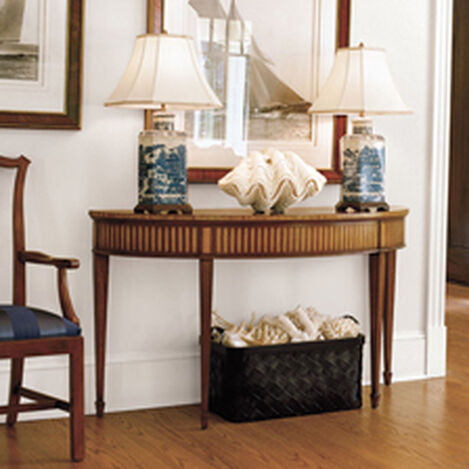 Newman Demilune Sofa Table ,  , hover_image