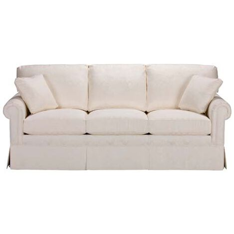 Paramount Panel-Arm Sofa ,  , large