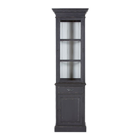 Sayville Single Door Cabinet Large