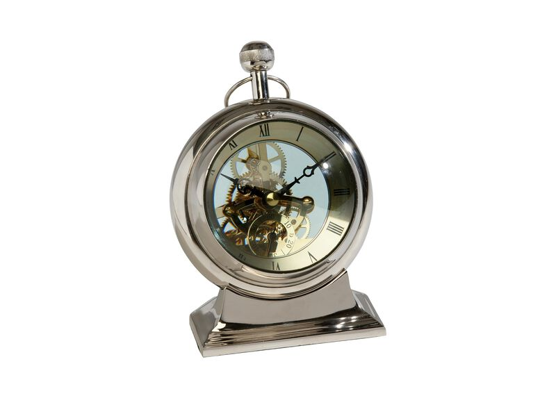 Clear Dial Desk Clock ,  , large_gray