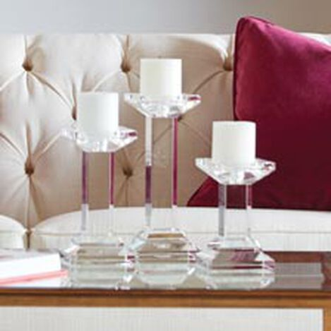 Crystal Candlestick ,  , hover_image