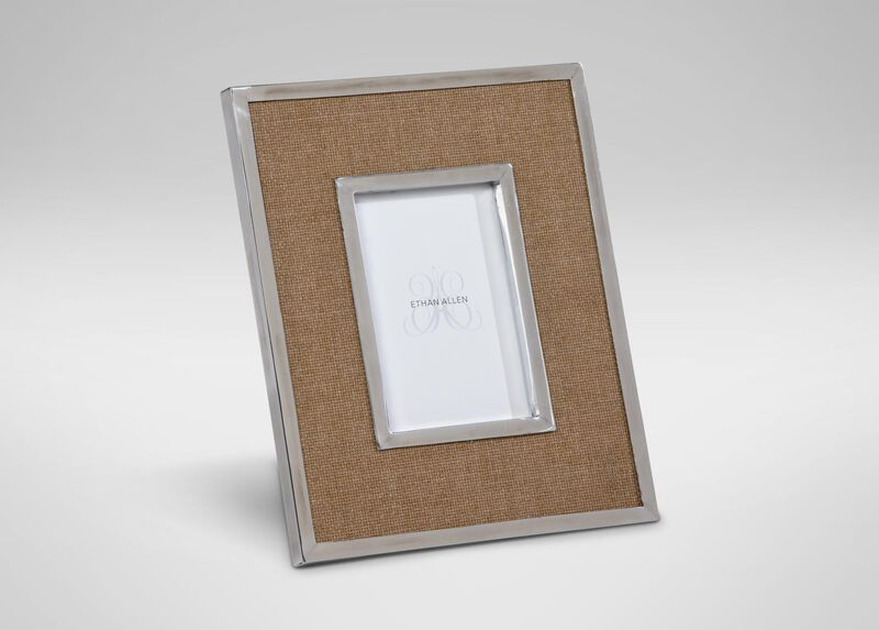 "Natural Wool 5"" x 7"" Photo Frame ,  , large_gray"