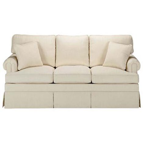Paramount Panel-Arm T-Cushion Sofa ,  , large