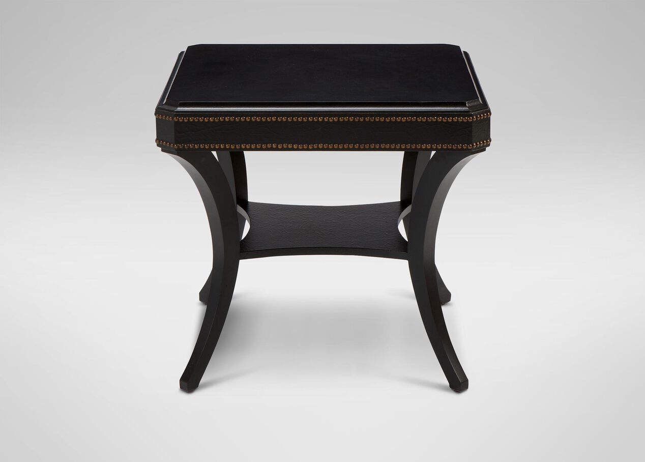 Everett small end table side tables - Small space end tables concept ...