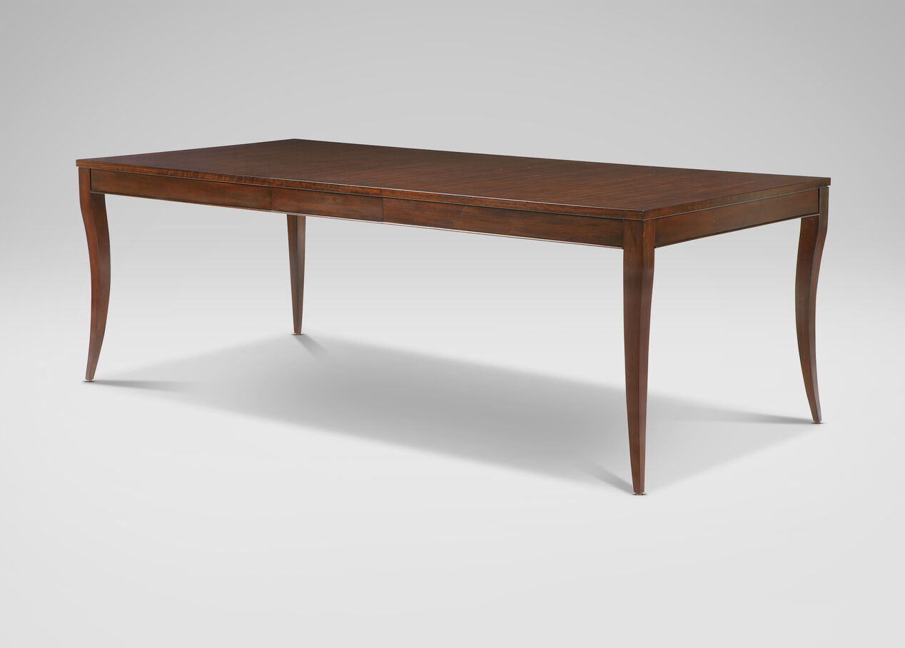 Barrymore dining table dining tables - Ethan allen kitchen tables ...