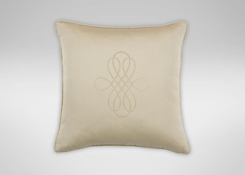 """21"""" Pillow, Insignia Bisque ,  , large_gray"""
