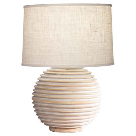 Crosby Wooden Table Lamp ,  , large