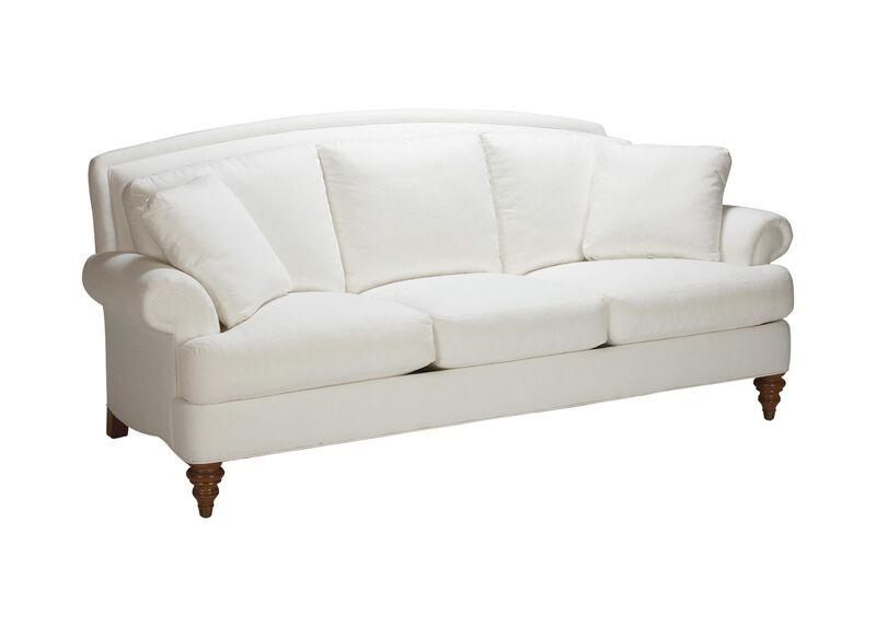 Hyde Three-Cushion Sofa ,  , large_gray