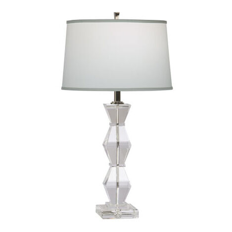 Geometric Crystal Table Lamp ,  , large