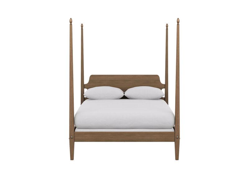 Barrett Poster Bed ,  , large_gray