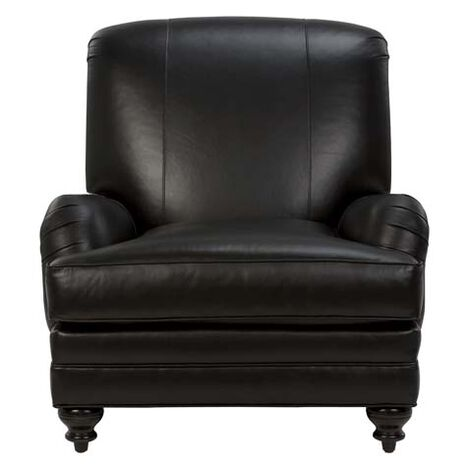 Whitfield Tilt-Back Leather Chair ,  , large