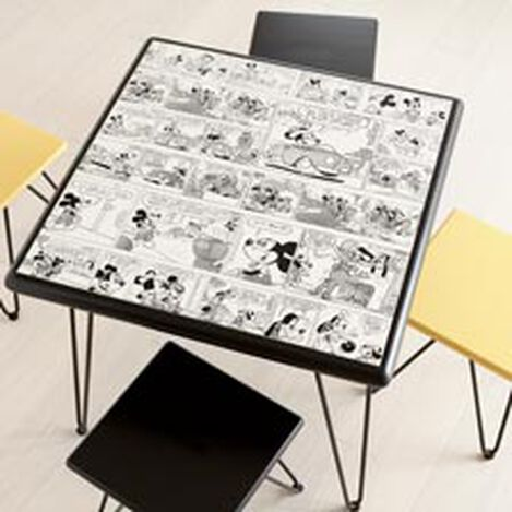Comic Play Table ,  , hover_image