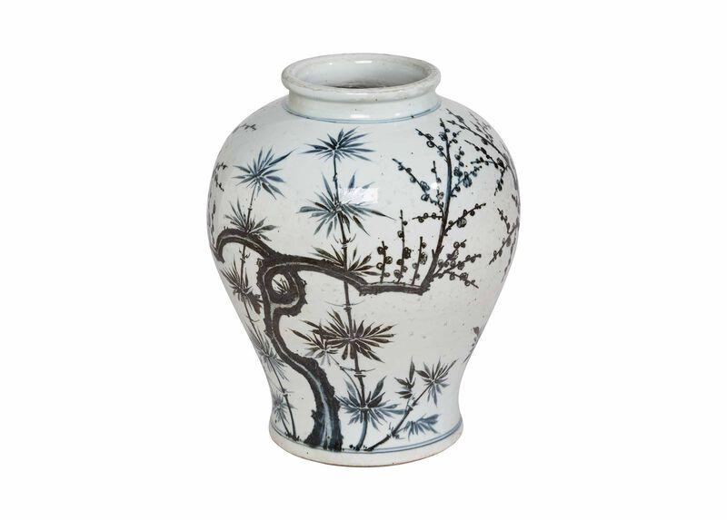 Bamboo Vase ,  , large_gray