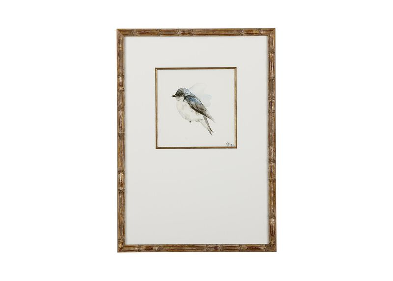 Watercolor Bird IV ,  , large_gray