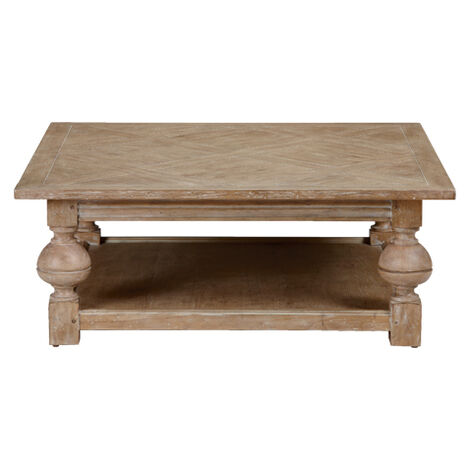 Deacon Square Coffee Table Large