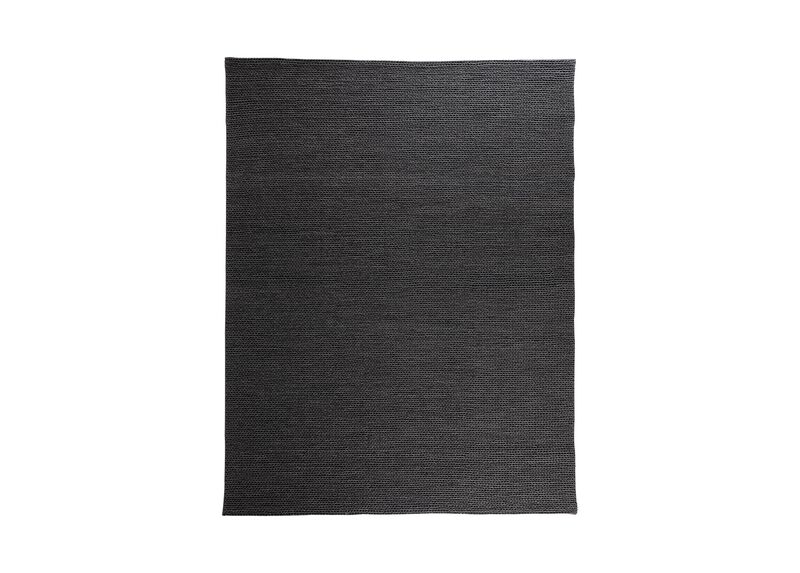 Braided Choti Rug, Charcoal ,  , large_gray