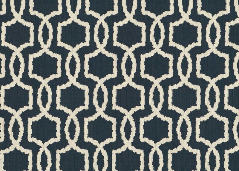 Ezra Navy Fabric by the Yard ,  , large_gray