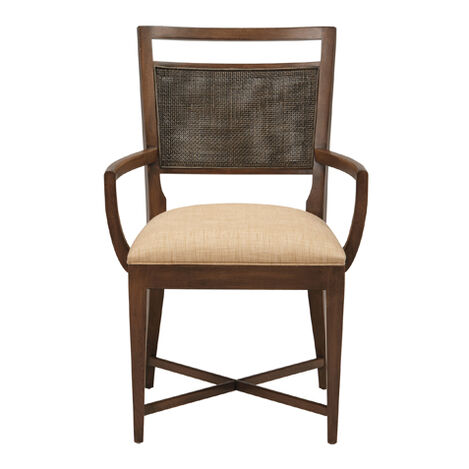 Grady Cane Back Armchair ,  , large