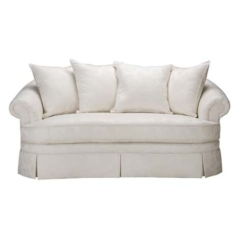 Paris Bench-Cushion Sofa ,  , large