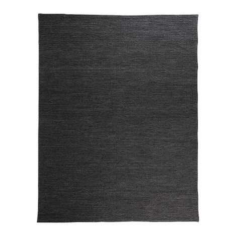 Braided Choti Rug, Charcoal ,  , large