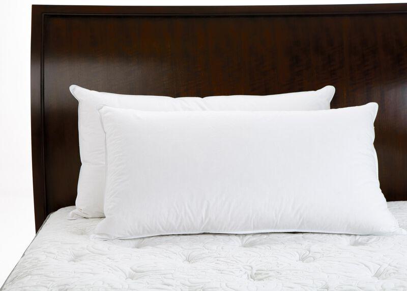 Hypoallergenic Down-Alternative Pillow ,  , large_gray