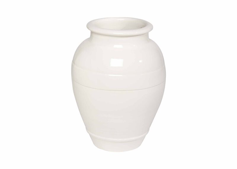 Ivory Ringed Vase ,  , large_gray